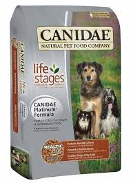 canidae life stages platinum senior diet dog food 30lbs