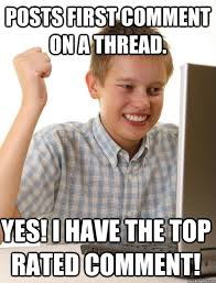 Top Rated Memes - first day on the internet kid memes quickmeme