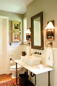 Bathroom With Wainscoting Ideas by 587 Best Bathrooms Images On Pinterest Bathroom Ideas Bathrooms
