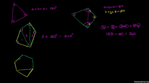 Interior Angle Sum Of A Decagon Sum Of Interior Angles Of A Polygon Khan Academy