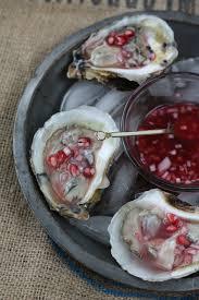 mignonette cuisine pomegranate mignonette recipe aftertaste by lot 18 seafood