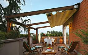Outside Awning Your Best Options For Outdoor Shades This Summer Rhiannon U0027s