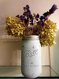 Mason Jar Vases For Wedding 3 Turquoise Blue Mason Jar Set Available In Pint Quart And Half