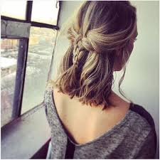 current hair brads 16 easy and cute braided hairstyles for short hair gurl com