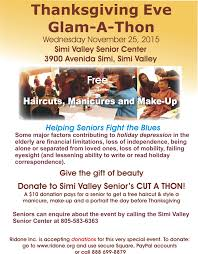 thanksgiving fight 2015 thanksgiving cut a thon for low income seniors ridone org