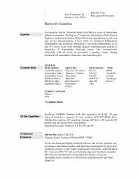 Latest Resume To Download A Example And Writing How Example Of One Page Resume To Create A