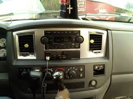 mounting cb radio dodge cummins diesel forum