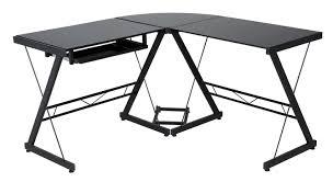 l shaped standing desk zipcode design leanne l shape computer desk u0026 reviews wayfair