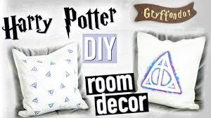 diy harry potter deco chambre room decor français youtube