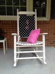 Rocking Chairs Cushions Bedroom Fun Childrens Rocking Chairs With Cute Pinky Cracker
