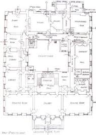 Ground Floor Plan 138 Charlton Trafalgar Park Ground Floor Plan Prints