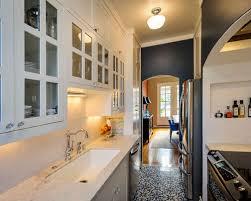 Narrow Kitchen Sink Houzz - Narrow kitchen sink