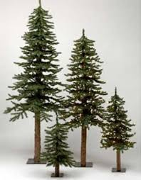 woodland artificial trees best 25 alpine tree ideas on