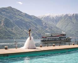 luxury hotel for wedding receptions on lake como grand hotel