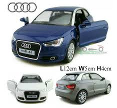 audi a1 model car shop mini toys car vintage alloy car model