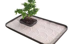 Desk Rock Garden Zen Rock Garden Desk Gardening Flower And Vegetables