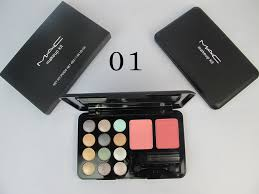 makeup 24 color eyeshadow kit est mac eyeshadow blusher cak826
