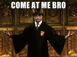 Harry Potter Trolley Meme - harry potter memes my spectrum