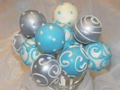 baby shower cake pops entertaining pinterest baby shower