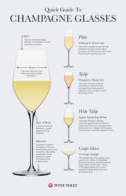 chagne flutes or glasses wine folly
