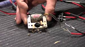 Mantle Clock Repair Repairing The Telechron Clock Motor In A Nutone L36 Elite Clock