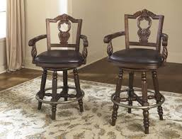 ashley furniture north shore dining room d553 barstool home