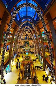 German Christmas Decorations Brisbane by Christmas Decorations Shopping Mall Stock Photos U0026 Christmas