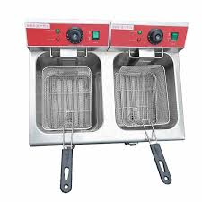 table top fryer commercial double deep fryer for commercial use in catering equipment