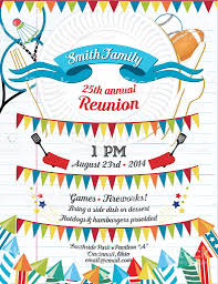 Invitation Card For Reunion Party Reunion Party Clip Art Vector Images U0026 Illustrations Istock