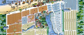 Seacrest Beach Florida Map by Maps Ocean Lakes Family Campground