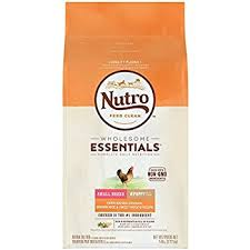 amazon com nutro wholesome essentials natural dog food 5 lbs