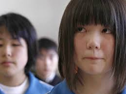 japanese hair japanese students must sometimes prove their hair color is
