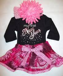 new year baby clothes baby girl 1st new years my new years by aboutasprout