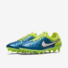 womens football boots uk nike tiempo legend v fg womens football boots uk 4 5 eur 38 blue