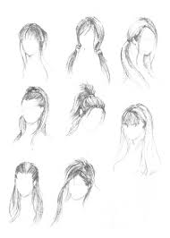 hairstyle study by mansarali on deviantart