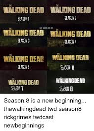 Walking Dead Season 3 Memes - the the walking dead season 2 walking dead season 1 wlkinded walking