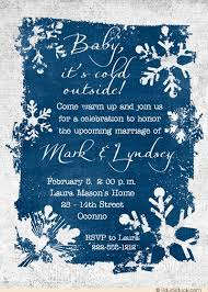 engagement party invites snowflakes engagement party invitation happy