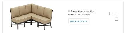shop the palm city patio collection on lowes com