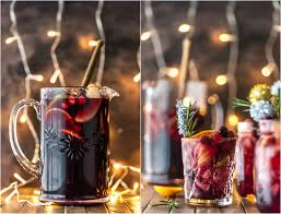 easy holiday sangria gluten free the cookie rookie
