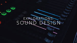 sound design how sound design can add texture to a world leap motion