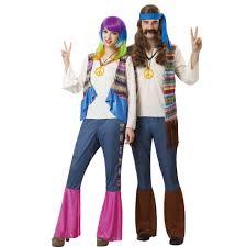 Hippie Halloween Costumes Adults Totally Ghoul Hippie Women U0027s Halloween Costume Shop