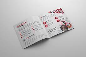 fancy brochure templates fancy corporate bi fold brochure template 000797 template catalog