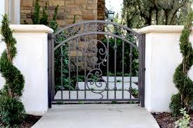 wrought iron driveway gates u2013 home interior plans ideas wrought