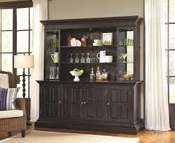 Bar Hutch Cabinet Burton Back Bar Base From Pulaski 675902 Coleman Furniture