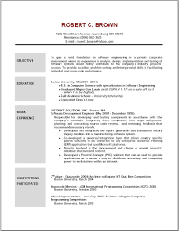 Amazing Resumes Examples by Examples Of Resumes Resume Example Amazing 10 Format Ideas Free