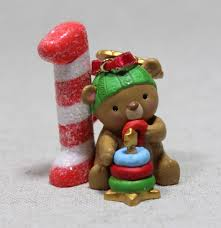 hallmark my teddy keepsake