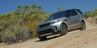 2017 land rover discovery review tackles any terrain even