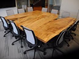 Pool Table Boardroom Table Live Edge Conference Table Table Designs