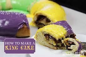 mardi gras king cake baby how to make a mardi gras king cake