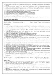 Supply Chain Management Executive Resume Teaching Problem Solving Essay Writng Project Manager Contractor